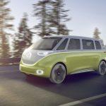 Volkswagen ID.Buzz, premières photos espion de l'héritier électrique des Bulli