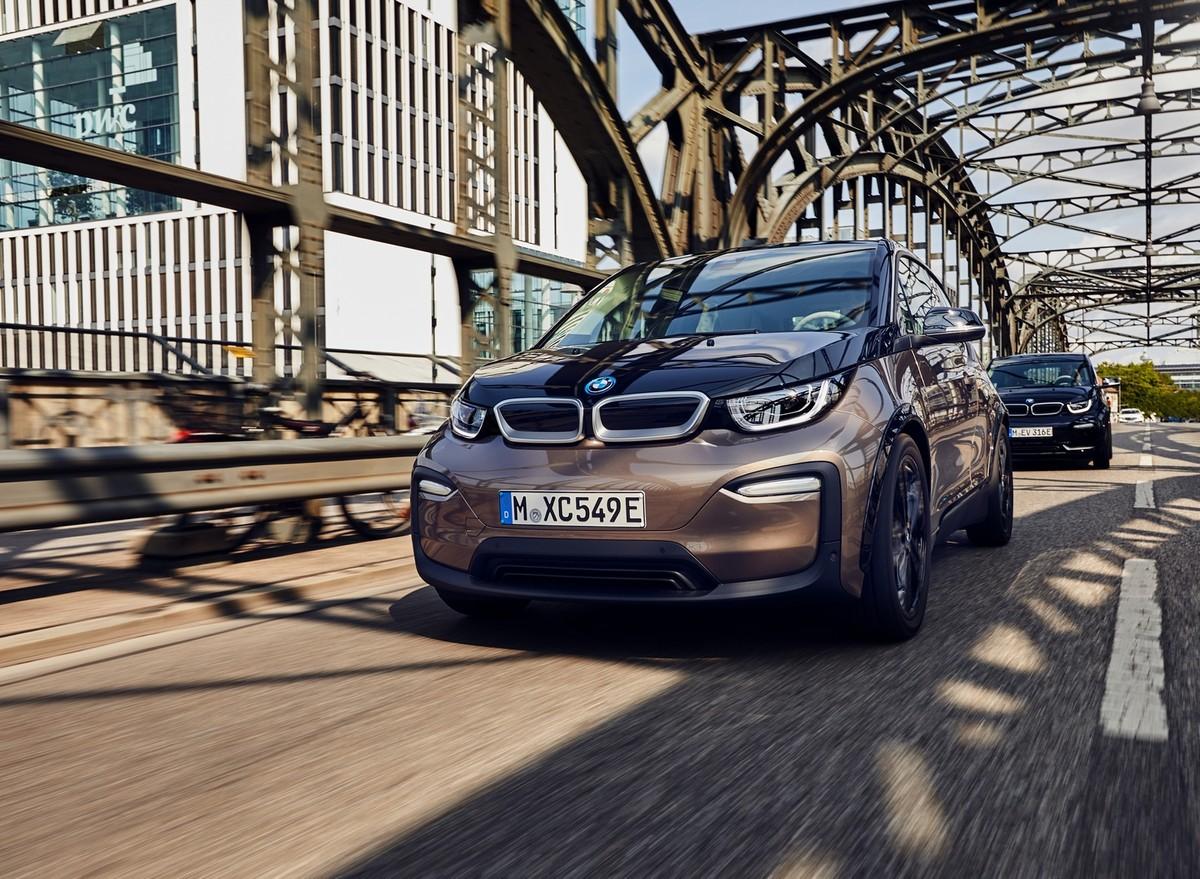 BMW ne fera pas la rivale de la Volkswagen ID.3: pas d'i1