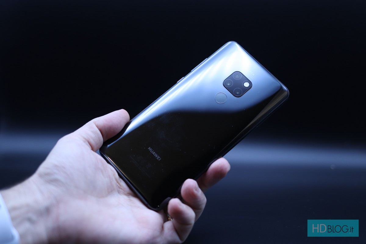Mise à jour Huawei Mate 20, Pro et 20 X: heure d'EMUI 11