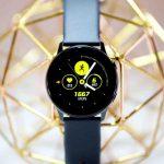 Galaxy Watch et Active toujours à jour: mise à jour avec les fonctionnalités de la Watch 3