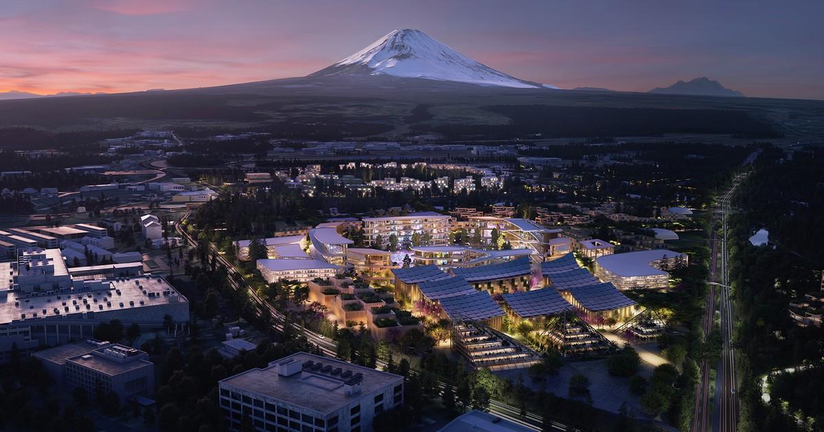 Toyota lance la construction de Woven City, la ville du futur