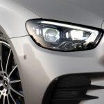 Mercedes EEQ, la nouvelle berline électrique sera présenté en Septembre