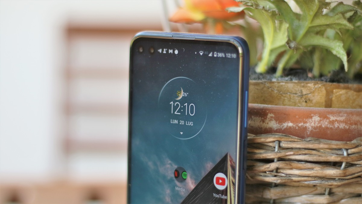Offre de bombe Motorola Moto G 5G Plus pour seulement 185 ??  sur Amazon