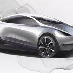 Tesla: les 25000 $ électriques seront vendus dans le monde entier