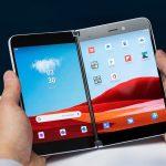 Surface Duo en Europe à partir du 18 février pour 1549 €.  Aux États-Unis, il tombe à 999 dollars