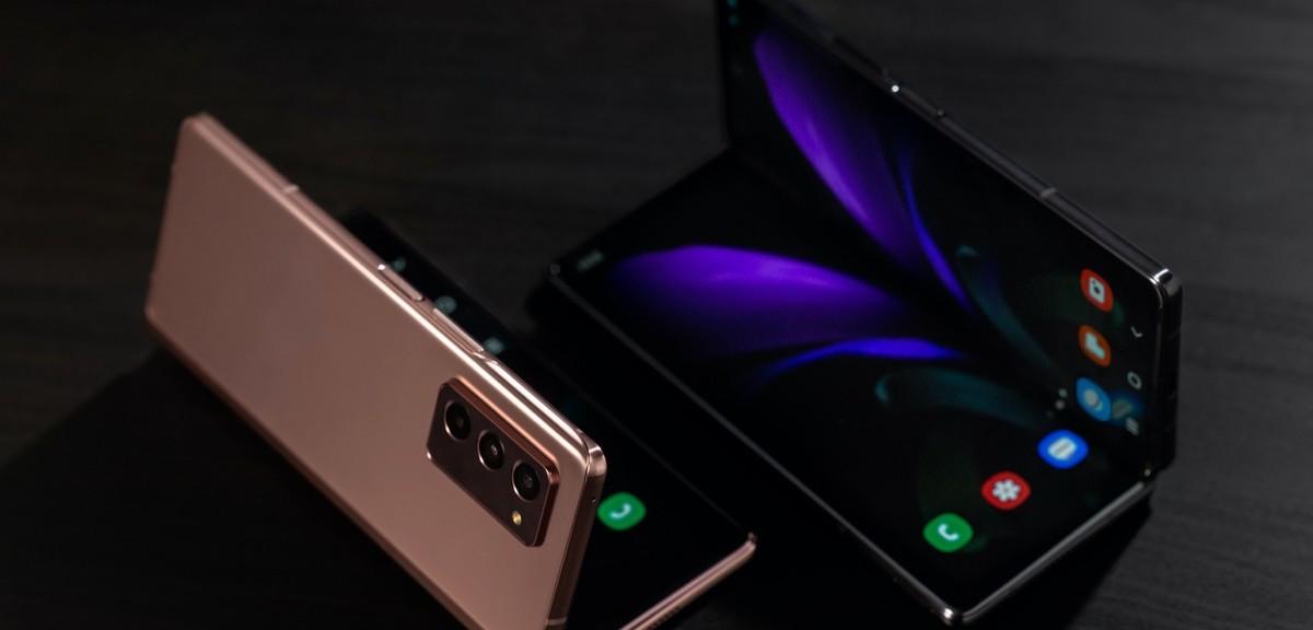 Galaxy Z Fold 3 et Z Flip 2: premières informations sur le nouveau pliage Samsung