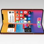 """IPhone pliable, nouvelles rumeurs: arrivera en 2023, écran 7 """"et Apple Pencil"""
