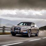 BMW iX, la production électrique pourrait reporter à mars 2022