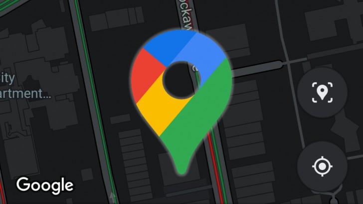 Google Maps éteint la lumière: le mode sombre arrive sur Android
