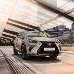 Lexus NX, des photos de la nouvelle génération font leur apparition: ce sera aussi Plug-in