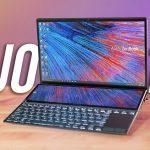 ASUS ZenBook Duo 14 UX482 disponible en Italie |  prix