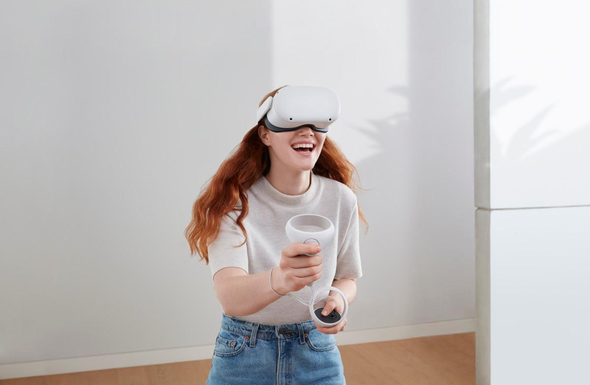 Oculus Quest introduit notre canapé dans la réalité virtuelle: voici comment cela fonctionne