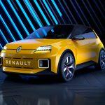 Renault 4, la version électrique pourrait arriver en 2025