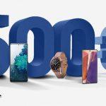 Samsung: jusqu'à 500 euros de cashback sur les produits Galaxy |  Expire le 28/02