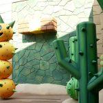 Super Nintendo World, le cactus de la discorde: copié à partir d'un jeu de fans