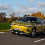 Volkswagen ID.4: versions et prix de la gamme italienne du SUV électrique
