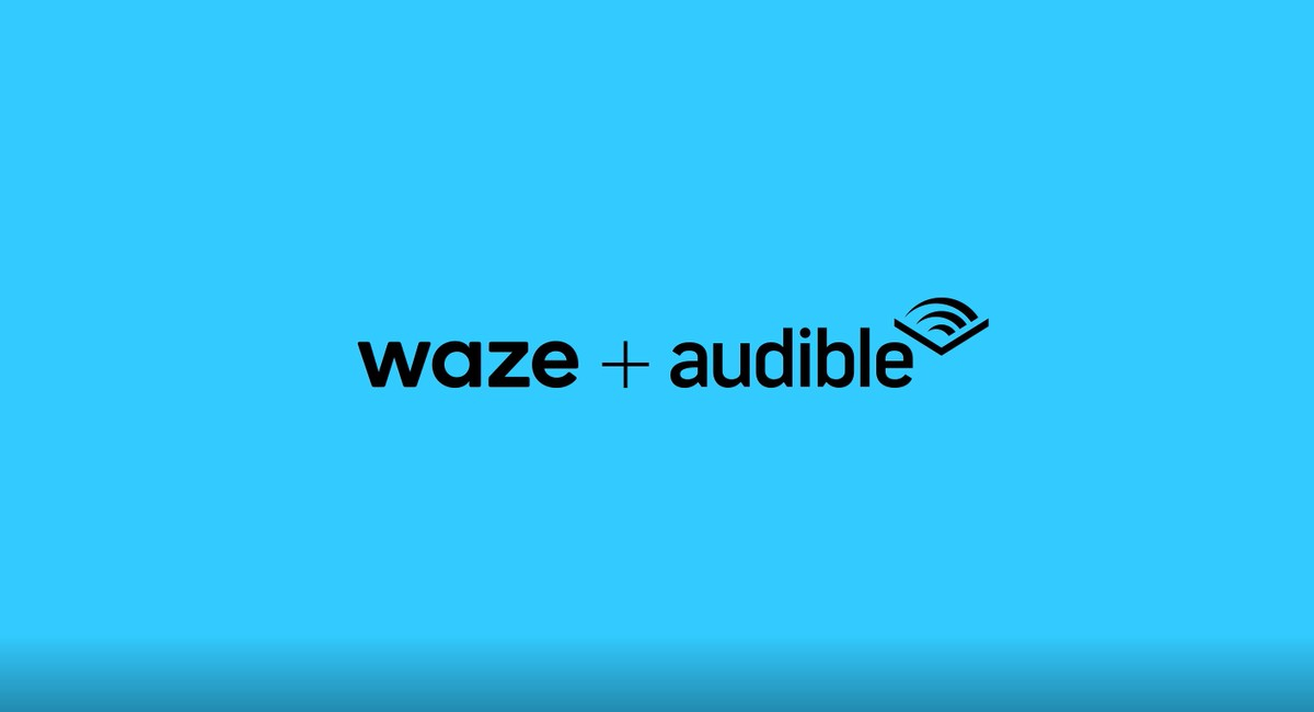 Waze: l'intégration Audible sur Audio Player arrive