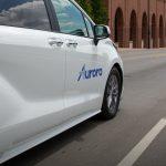 Toyota avec Aurora pour développer des taxis autonomes