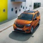 Opel Combo-e Life, la fourgonnette devient électrique: jusqu'à 280 km d'autonomie