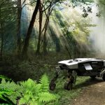 Hyundai TIGER, le robot qui «transforme» pour aller n'importe où
