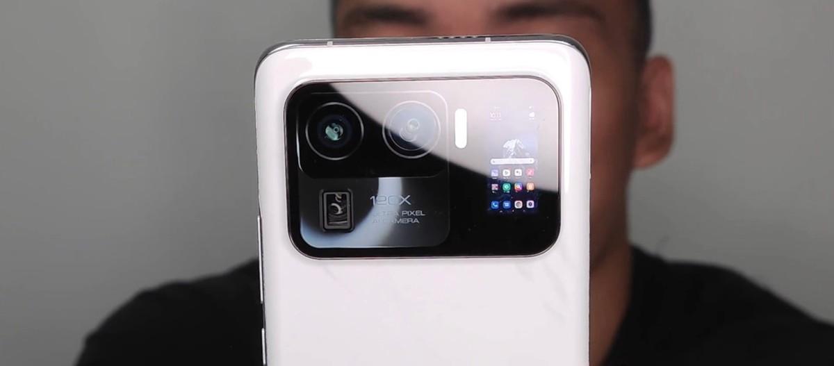 Xiaomi Mi 11 Ultra dévoilé en vidéo: la caméra arrière folle!