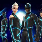 Fortnite and Tron: la collection End Transmission arrive avec des costumes à thème