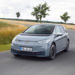 """Volkswagen ID.3: disponible en Italie la """"version de base"""" avec 350 km d'autonomie"""