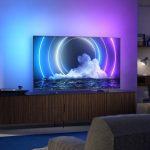 Philips Mini LED TV: contrôle du rétroéclairage de 1024 zones