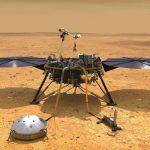 NASA Insight, l'atterrisseur économise de l'énergie pour affronter l'hiver et la poussière
