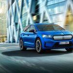 Skoda ENYAQ iV, le SUV électrique devient plus sportif: la variante Sportline arrive