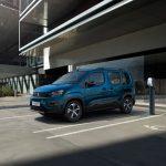 Peugeot e-Rifter, nouveau multi-espace électrique avec 280 km d'autonomie