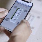 Test rapide des smartphones anti Covid-19, progrès aux USA