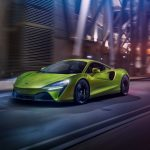 McLaren Artura, voici la nouvelle supercar hybride rechargeable