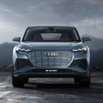 Audi Q4 e-tron: les réservations en Italie pour le nouveau SUV électrique sont en cours