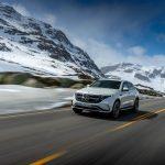 Mercedes EQC: Deux nouvelles versions du SUV électrique arrivent
