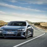 Audi e-tron GT, commandes ouvertes en Italie: arrive en mai