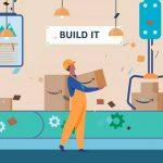 Amazon lance Build it: si vous aimez le produit, c'est fait