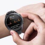 Samsung Galaxy Watch 3 et Active 2: ECG et tension artérielle d'aujourd'hui également en Italie