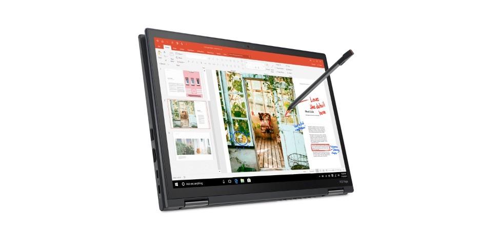 Lenovo annonce ses nouveaux ordinateurs portables ThinkPad et son moniteur ThinkVision P40w