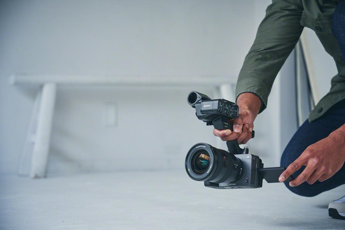 Sony FX3 officiel, la caméra vidéo plein format avec effets cinéma un spectacle