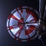 La persévérance, a révélé le code caché dans le parachute et d'autres curiosités