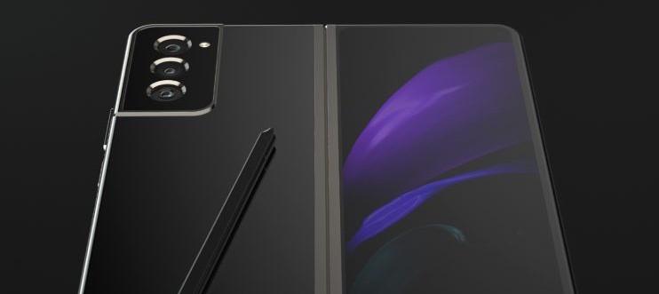 Galaxy Z Fold 3: emplacement pour S Pen et technologies les plus avancées de Samsung
