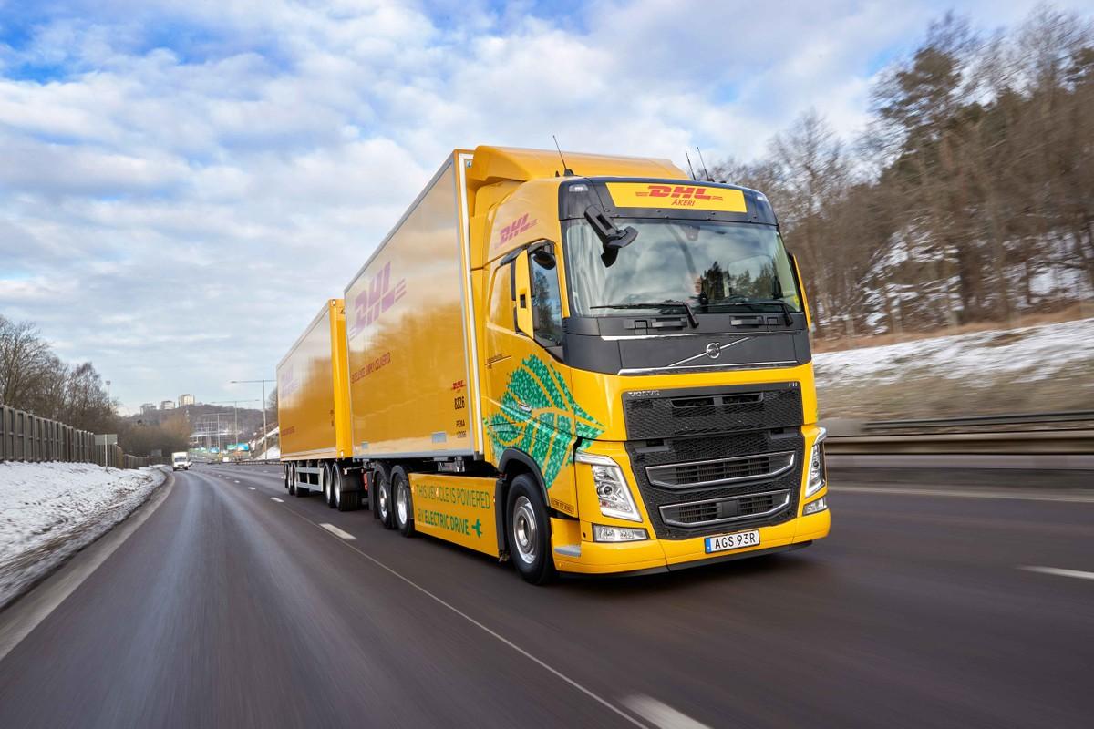 DHL Freight et Volvo Trucks s'associent pour pousser les véhicules électriques lourds