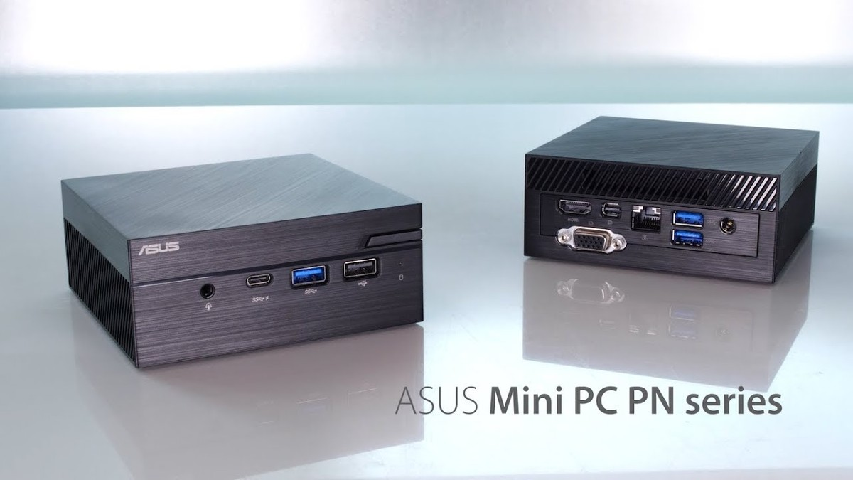 ASUS PN41: le mini-PC sans ventilateur avec Intel Jasper Lake arrive