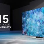 Marché de la télévision: Samsung est confirmé comme le premier fabricant pour la 15e année consécutive