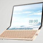 Wistron Foldbook: la tablette pliable de 17 pouces qui se transforme en notebook