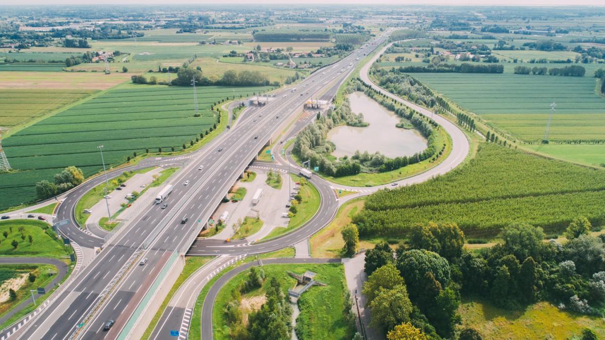 Autostrade Venete: accord avec Mobileye pour la surveillance du réseau avec AI