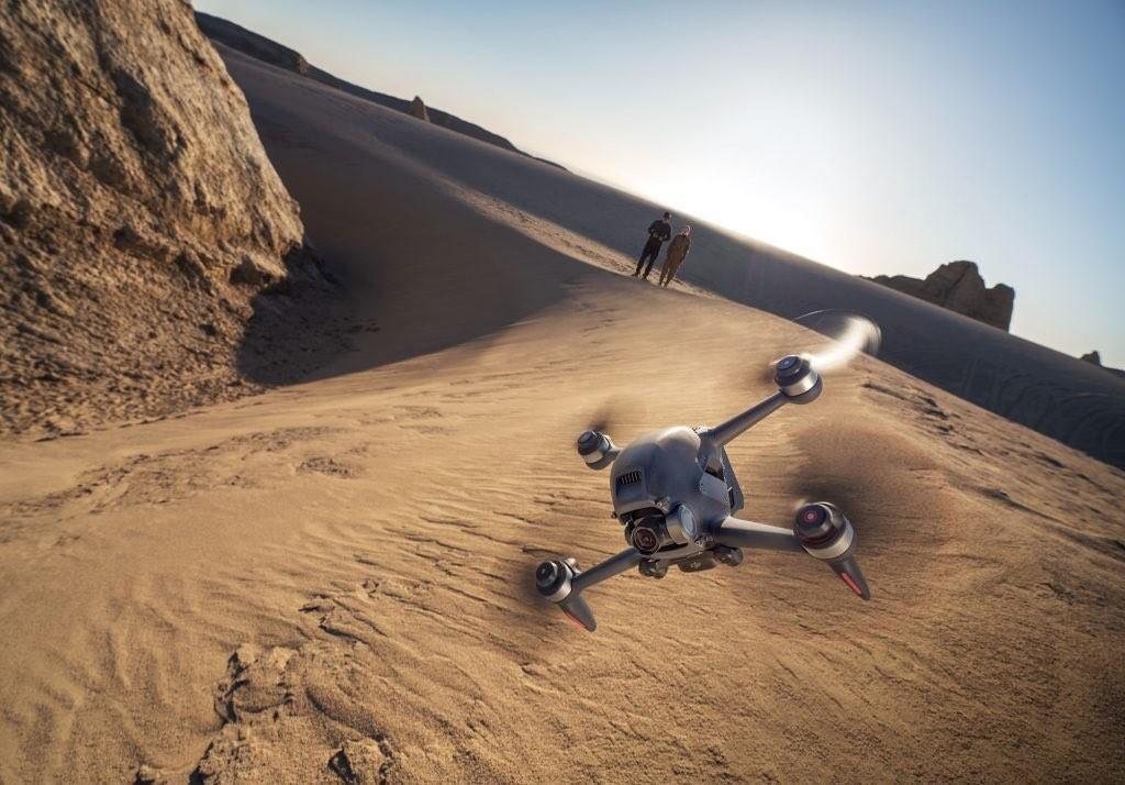 DJI FPV arrive le 2 mars, photos, prix présumés et beaucoup d'informations sur le nouveau drone