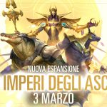 Riot Games annonce Legends of Runeterra: Empires of the Ascended