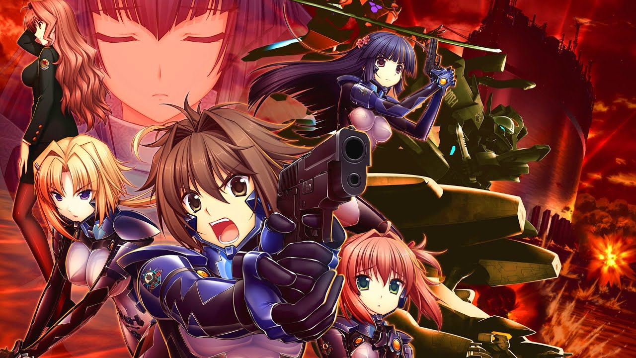 Muv-Luv Unlimited: The Day After disponible sur Steam